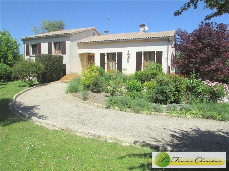 Vente maison / villa Aigre 222000€ - Photo 1