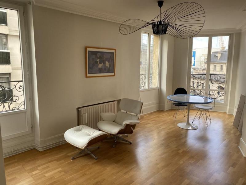 Rental apartment Paris 17ème 2200€ CC - Picture 1