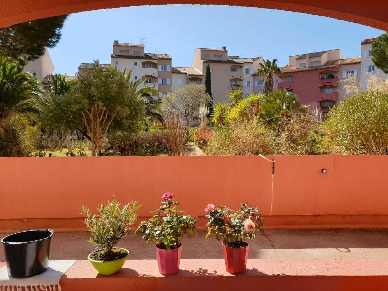 Vente appartement Hyeres 107 000€ - Photo 1