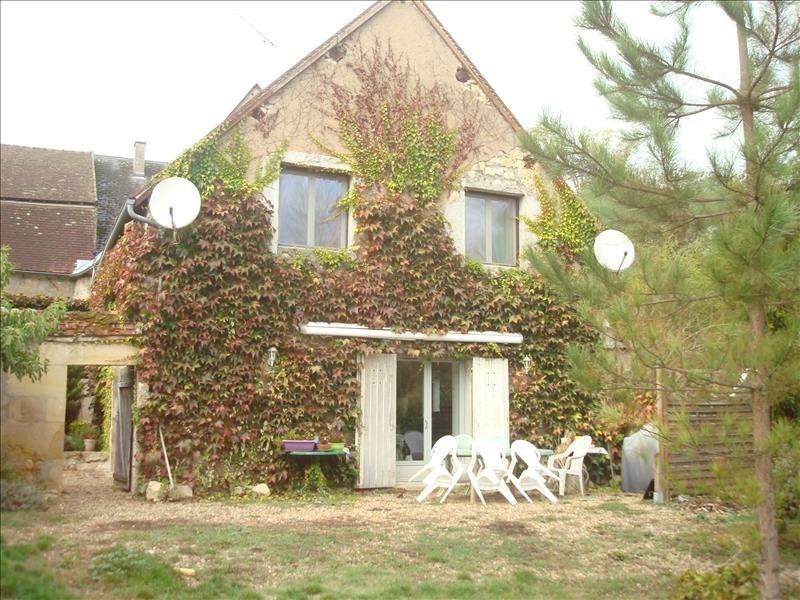 Sale house / villa Poiseux 169000€ - Picture 1