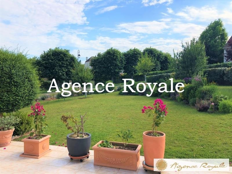 Deluxe sale house / villa Fourqueux 1 442 000€ - Picture 3
