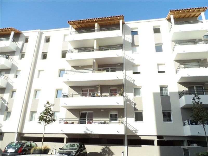 Rental apartment Sete 530€ CC - Picture 2