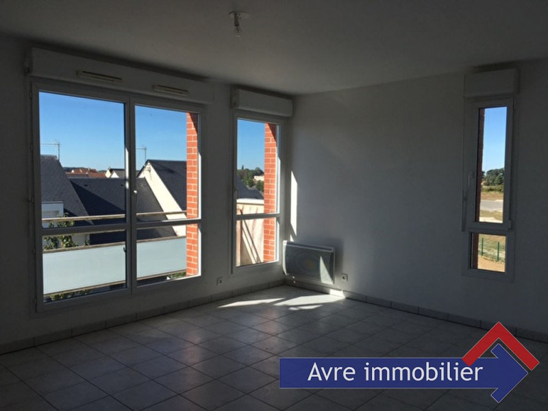 Vente appartement Verneuil d'avre et d'iton 92 000€ - Photo 1