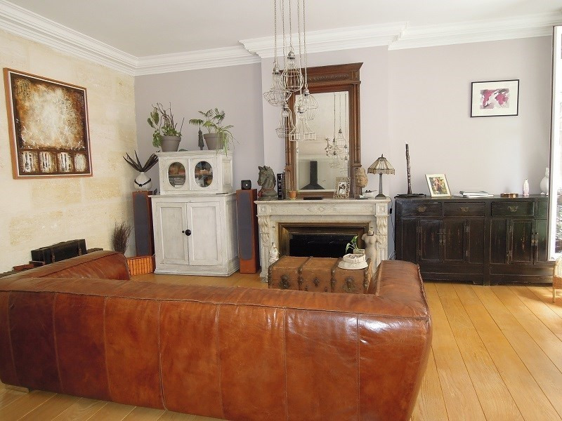 Vente de prestige appartement Bordeaux 560 000€ - Photo 1