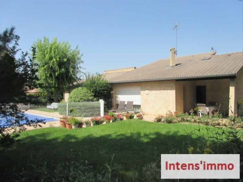 Vente maison / villa Romans sur isere 349 000€ - Photo 1