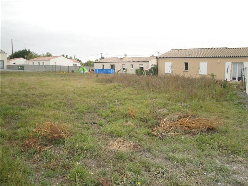 Vente terrain Niort 64000€ - Photo 2