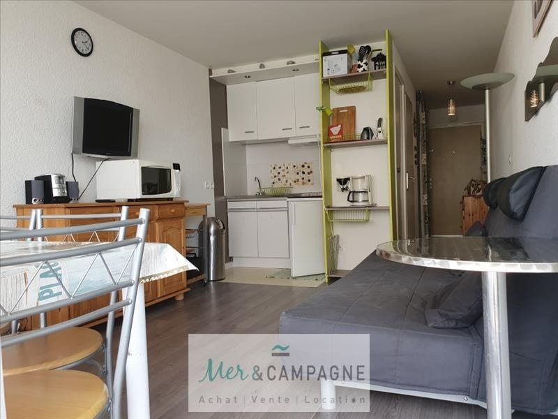 Sale apartment Fort mahon plage 109 000€ - Picture 5