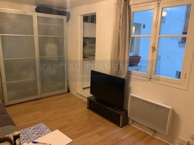 Sale apartment Paris 2ème 275000€ - Picture 1