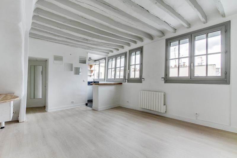 Sale apartment Paris 3ème 334000€ - Picture 3
