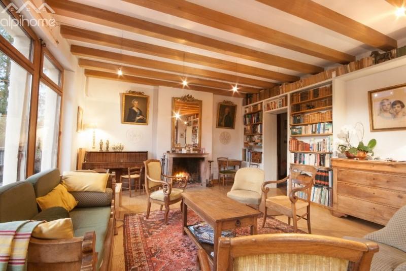 Deluxe sale house / villa Saint gervais les bains 990000€ - Picture 1