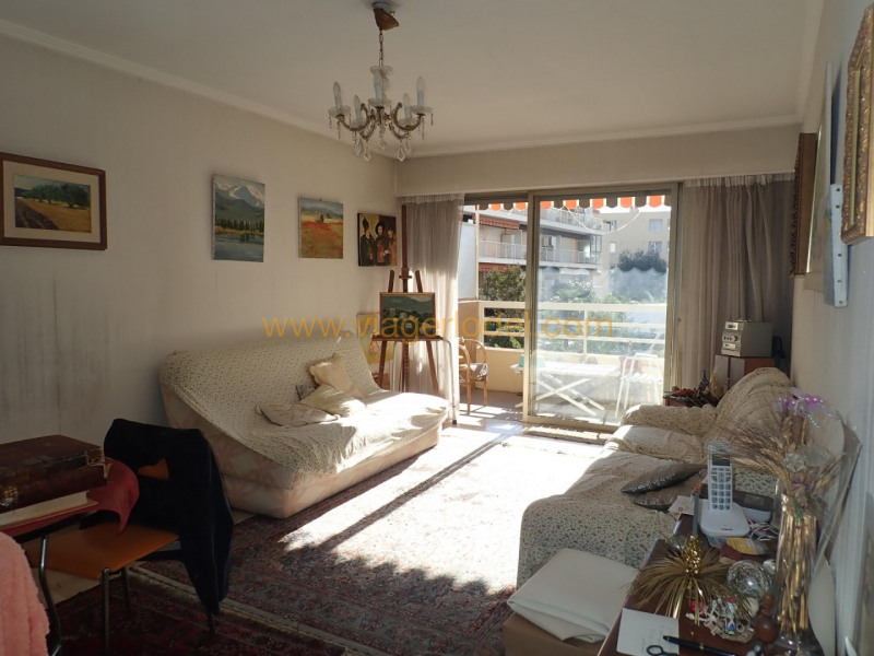 Verkoop  appartement Cagnes-sur-mer 182500€ - Foto 2