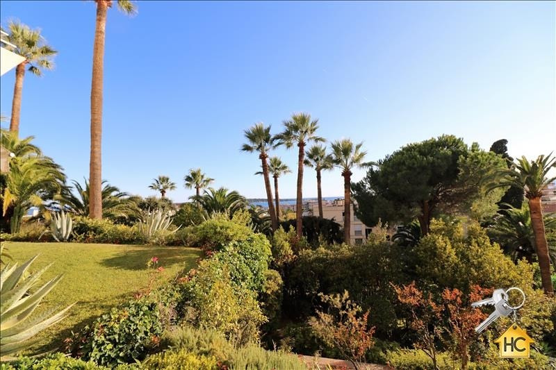 Vente de prestige appartement Cannes 595 000€ - Photo 1