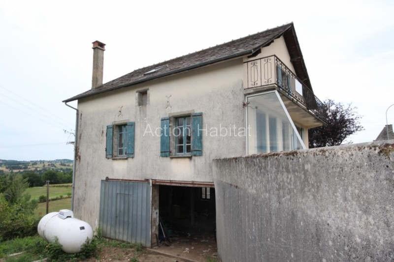 Sale house / villa St andre de najac 90100€ - Picture 8