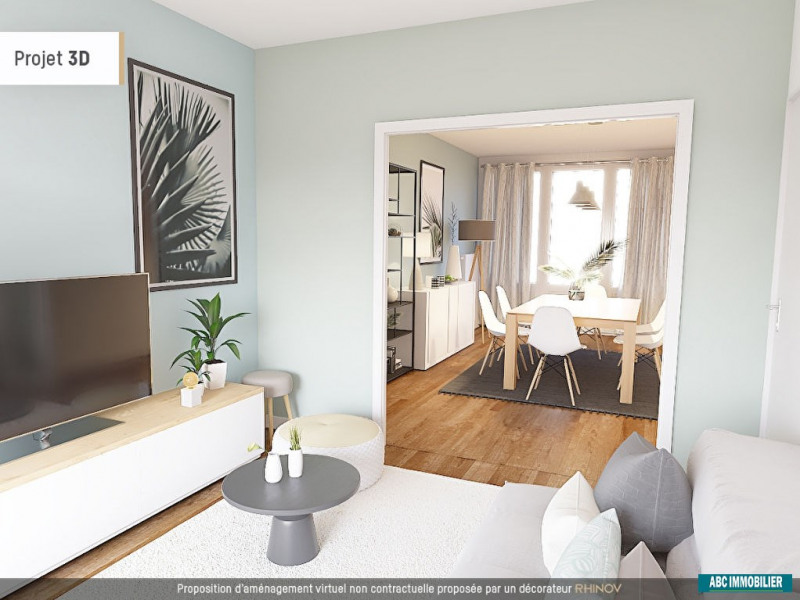 Vente appartement Limoges 70 850€ - Photo 1