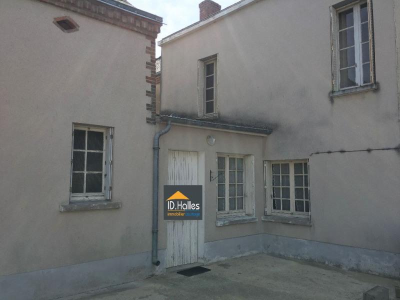 Vente maison / villa Saint aignan sur roe 50000€ - Photo 1