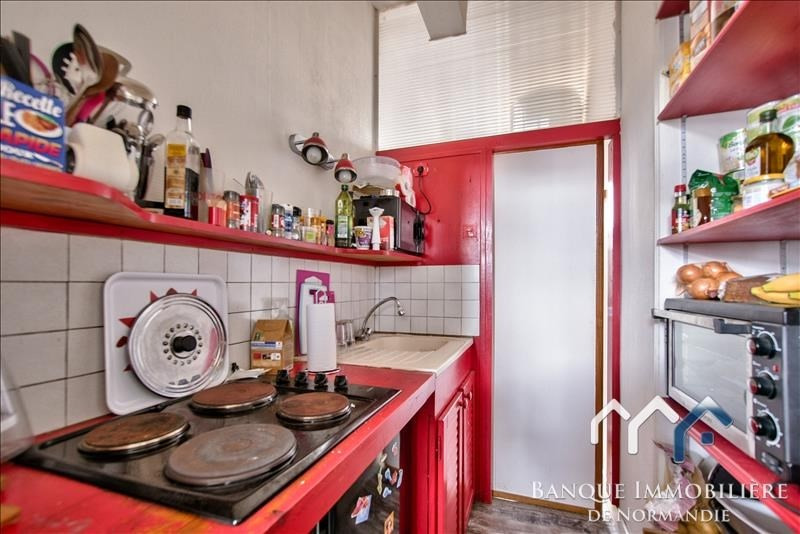 Sale apartment Caen 77000€ - Picture 4