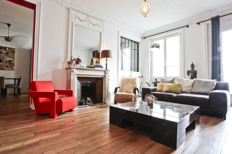 Deluxe sale apartment Paris 16ème 1 890 000€ - Picture 1