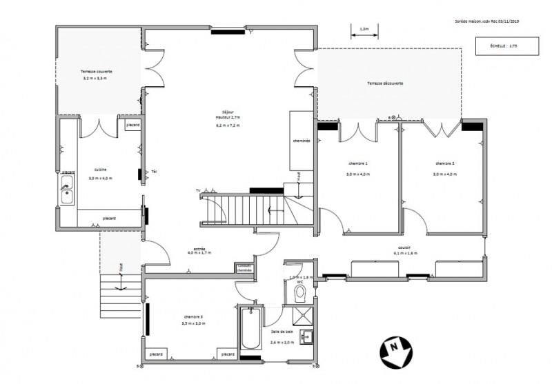 Venta  casa Sorede 449000€ - Fotografía 12