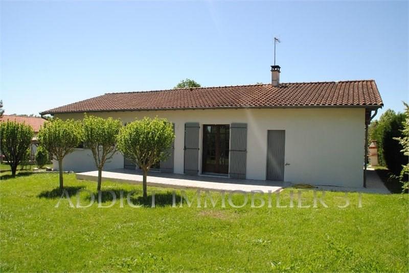 Vente maison / villa Briatexte 195000€ - Photo 1