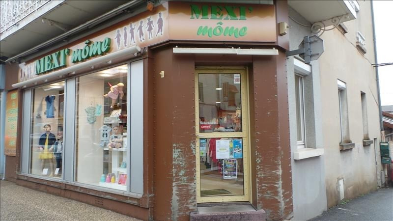 Vente boutique Meximieux 65000€ - Photo 1