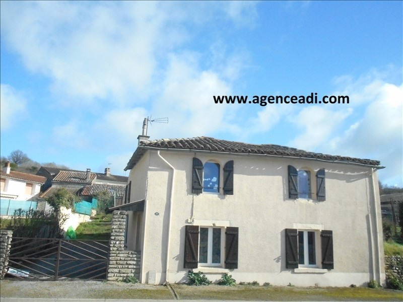 Vente maison / villa Nanteuil 95 400€ - Photo 1
