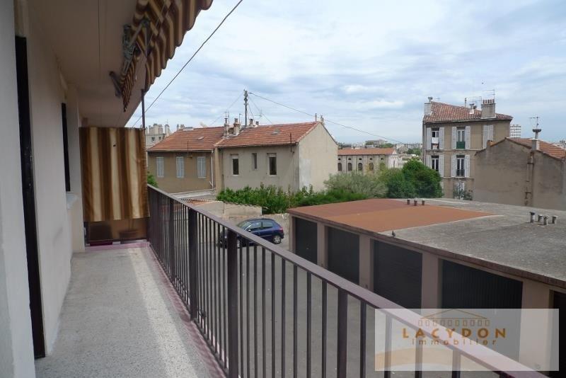 Sale apartment Marseille 4ème 135000€ - Picture 2