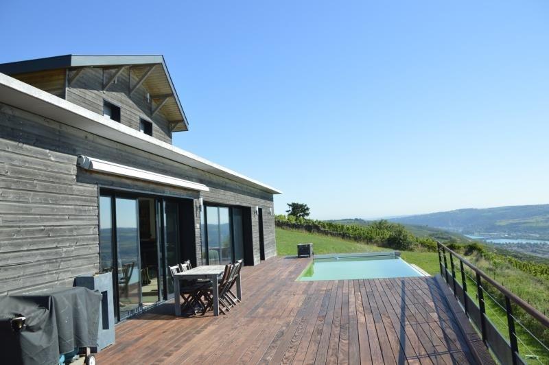 Vente de prestige maison / villa Tupin et semons 745000€ - Photo 3