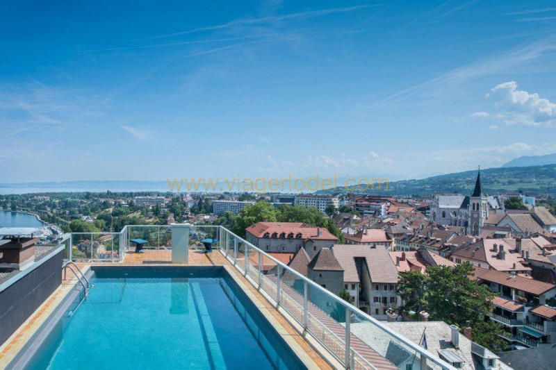 Viager appartement Thonon-les-bains 1 080 000€ - Photo 1