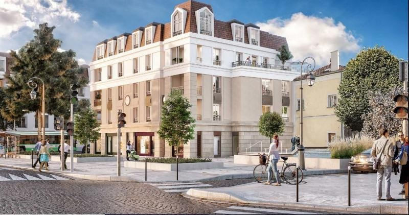 Verkoop  appartement Fontenay aux roses 470000€ - Foto 1