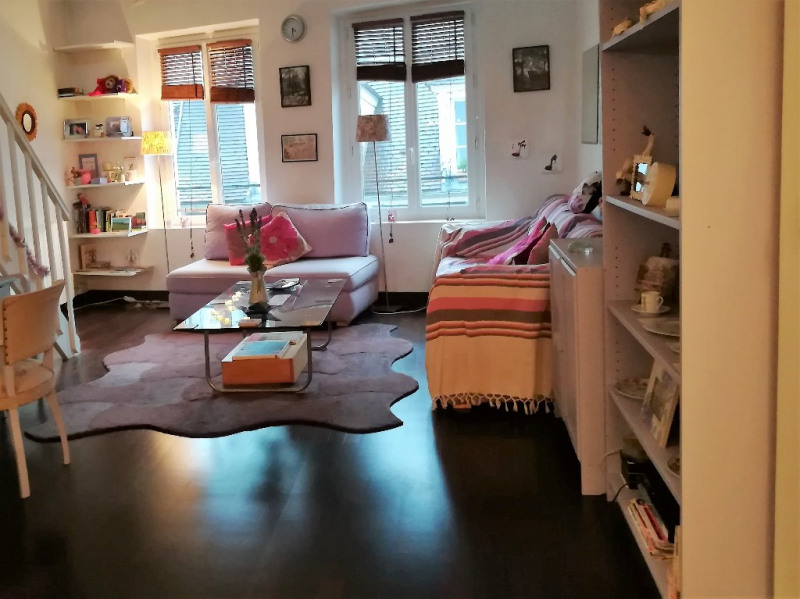 Vente appartement Paris 18ème 565 000€ - Photo 2
