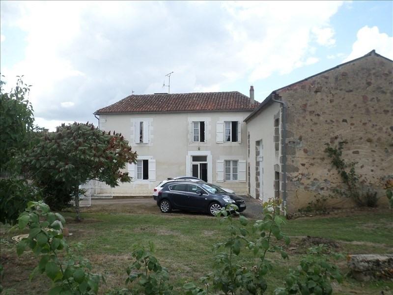 Vente maison / villa L isle jourdain 80000€ - Photo 2