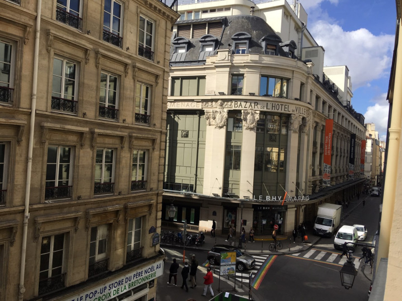 Location appartement Paris 4ème 1150€ CC - Photo 6