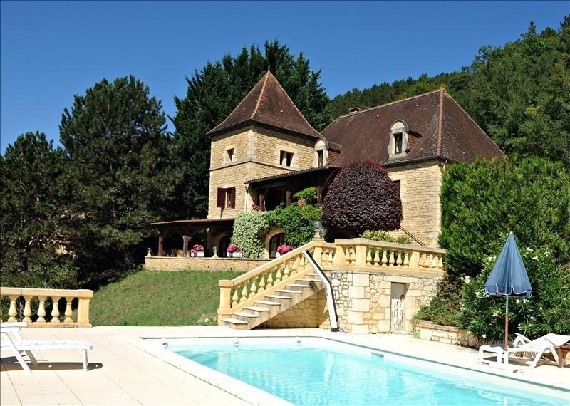 Vente maison / villa Bezenac 499000€ - Photo 1