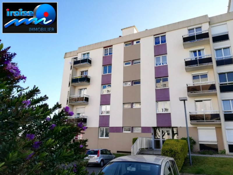 Sale apartment Brest 112300€ - Picture 1