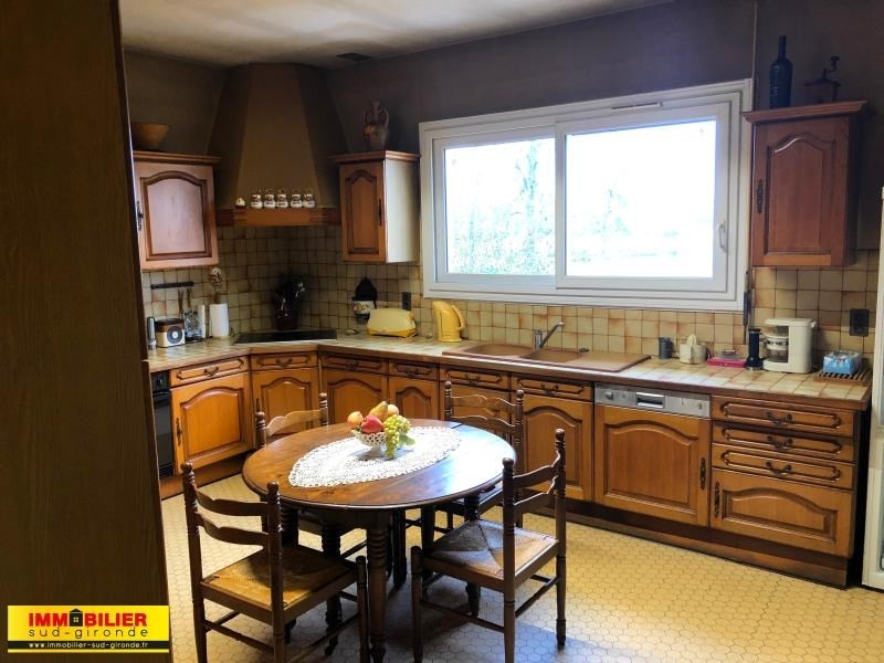 Vente maison / villa Podensac 306600€ - Photo 4