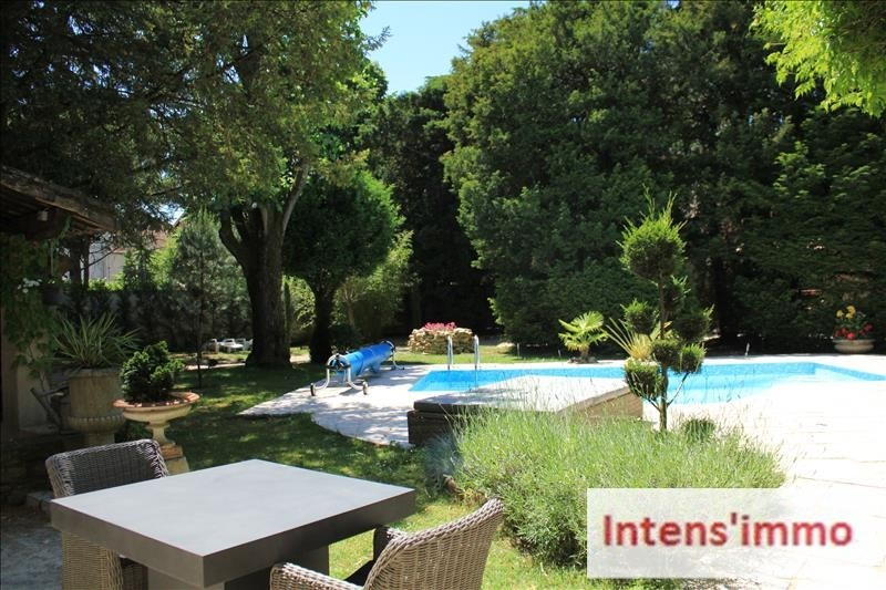 Sale house / villa Romans sur isere 539 700€ - Picture 3