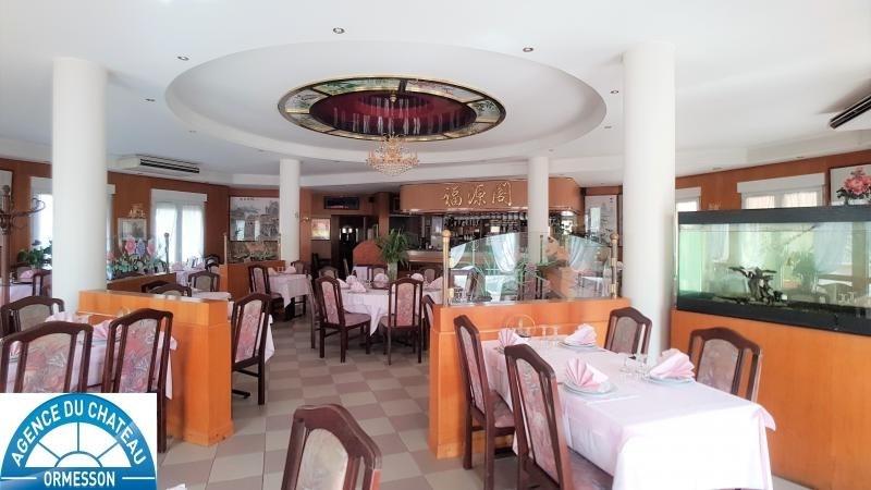 Commercial property sale shop Le plessis trevise 115900€ - Picture 1