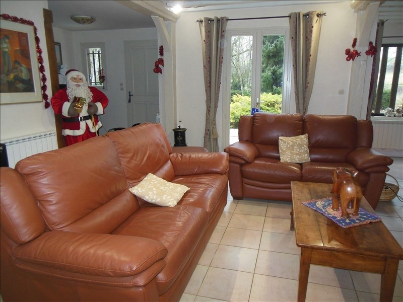 Sale house / villa Breval proche 405000€ - Picture 7