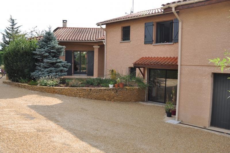 Vente maison / villa St germain sur l arbresle 495000€ - Photo 1