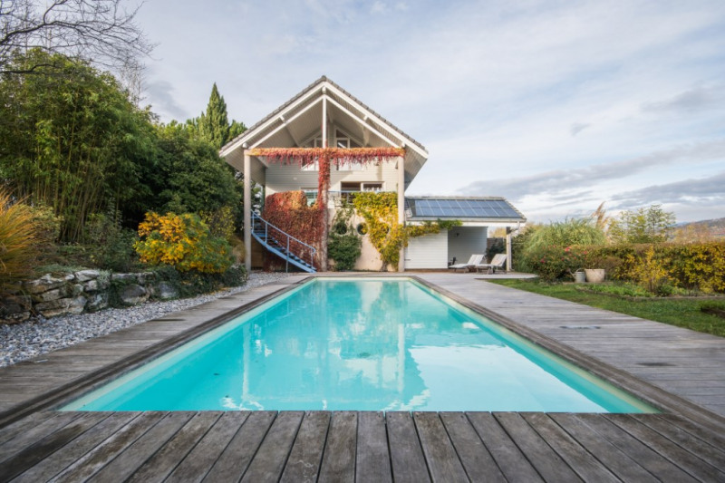 Vente de prestige maison / villa Tresserve 849000€ - Photo 2