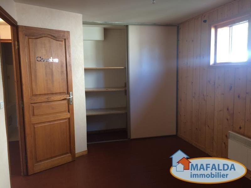 Location appartement Mont saxonnex 570€ CC - Photo 2