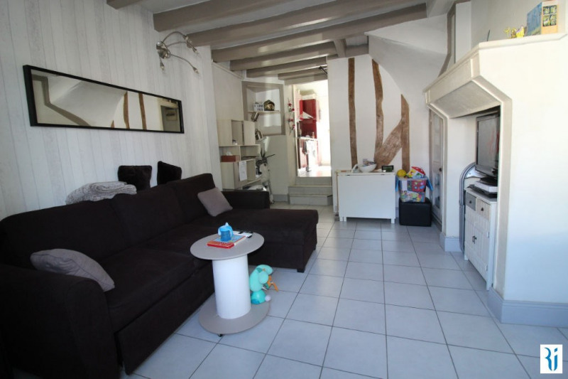 Produit d'investissement maison / villa Le houlme 106500€ - Photo 1
