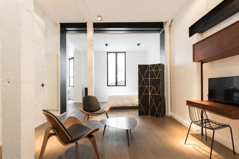 Deluxe sale apartment Paris 3ème 1360000€ - Picture 1