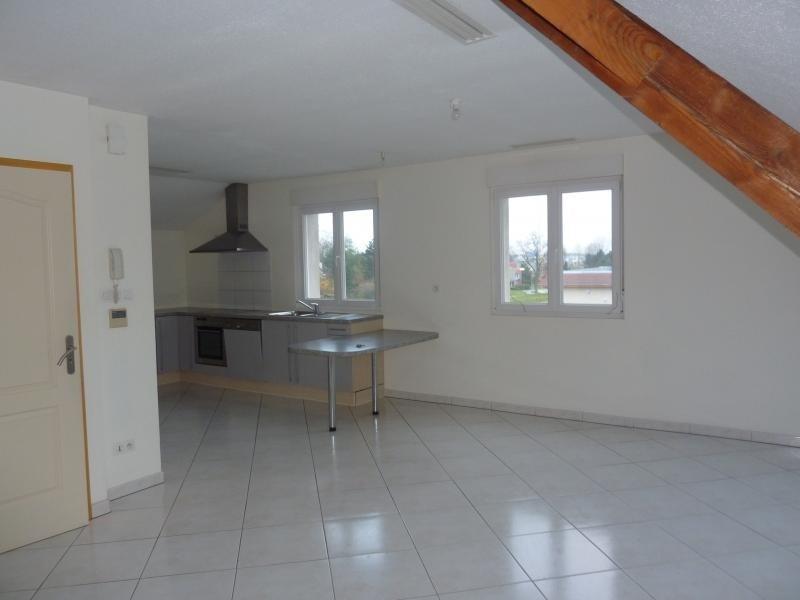 Rental apartment Rixheim 780€ CC - Picture 2
