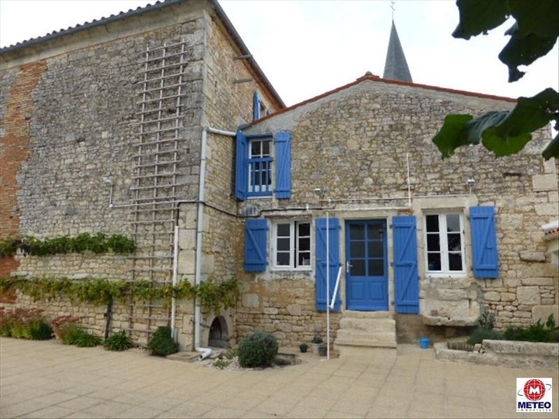 Sale house / villa Curzon 189500€ - Picture 7