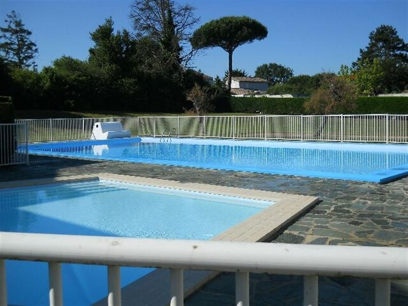 Vacation rental apartment Saint georges de didonne 635€ - Picture 1