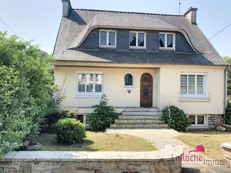 Sale house / villa La roche maurice 132500€ - Picture 1