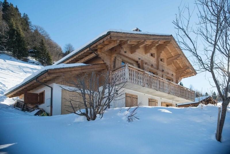 Deluxe sale house / villa La clusaz 1385000€ - Picture 2