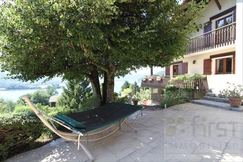 Immobile residenziali di prestigio casa Talloires 1470000€ - Fotografia 2