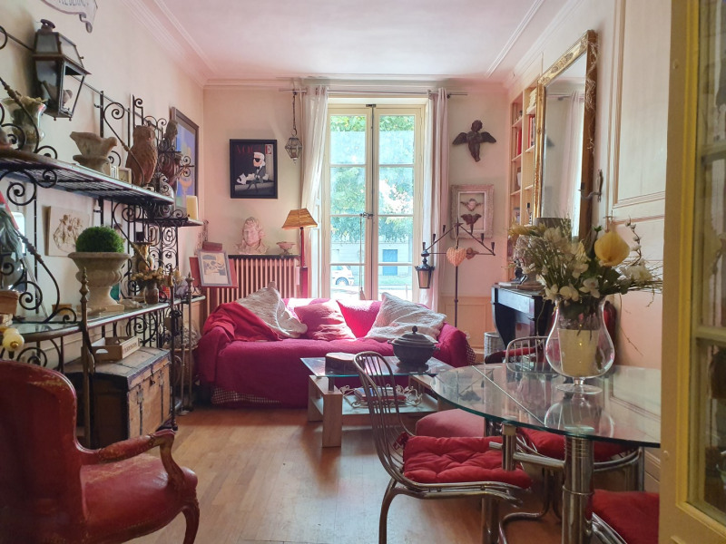 Vente appartement Versailles 467000€ - Photo 2
